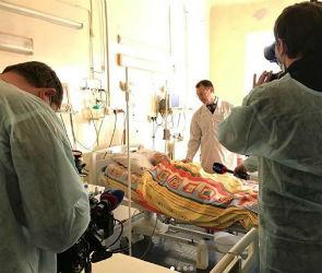 Облздрав: Сын женщины, которой ампутировали ногу, не имеет претензий к врачам
