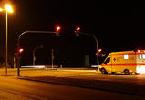 В Воронеже «скорая помощь», ехавшая к больнице, столкнулась с Пежо: ранены двое