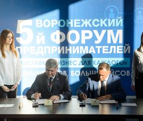 В Воронежской области появится уникальный технопарк для малого бизнеса