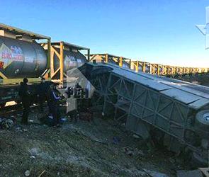Новые подробности ЧП с воронежским автобусом, сбитым поездом: 5 погибших (фото)