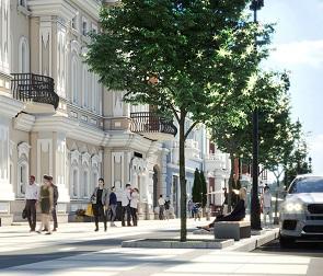 5,5 млн рублей потратят на проект благоустройства проспекта Революции