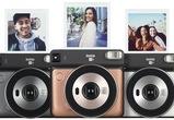 FUJIFILM представляет новую камеру моментальной печати Instax SQ6