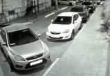 В Воронеже на видео сняли вандализм на парковке