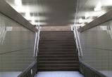 В подземном переходе в центре Воронежа в течение полугода установят лифт