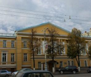 В Воронеже отреставрируют Дом губернатора