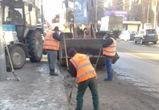 В Воронеже устранили аварию, оставившую жителей без тепла