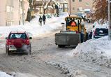 Воронежский мэр лично проконтролирует уборку снега в ближайшие дни