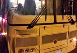 Смертельное ДТП в Воронеже: маршрутный автобус №66 насмерть сбил человека