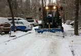 В мэрии пообещали разобраться с УК и ТСЖ, которые не чистят снег во дворах