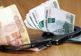 Высокопоставленный воронежский полицейский попался на взятке в 3 миллиона рублей