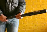 В Воронеже грабитель избил мужчину битой посреди улицы