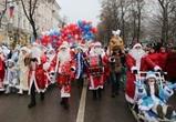 Стало известно, когда в Воронеже пройдет десятый парад Дедов Морозов