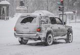Воронежцев просят отказаться от автомобилей во время снегопадов