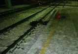 В Воронежской области мужчину переехал грузовой поезд