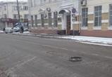 Воронежцев предупредили об открытом люке на проезжей части в центре города