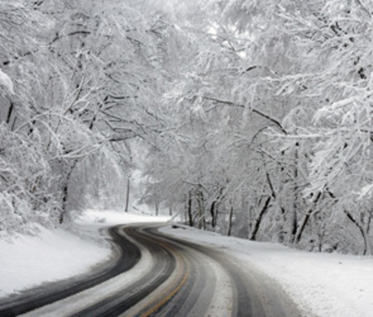 На выходных в Воронеже обещают мокрый снег и сильный ветер