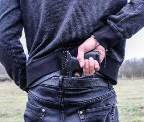 Прокуратура через суд добивается изъятия у воронежцев оружия