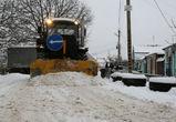 Мэр Воронежа: «Районные управы обеспечены ресурсами для уборки снега»