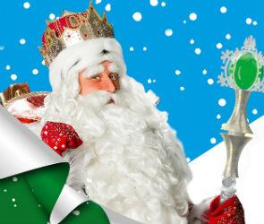 Главный Дед Мороз страны устроит в Воронеже уличный праздник