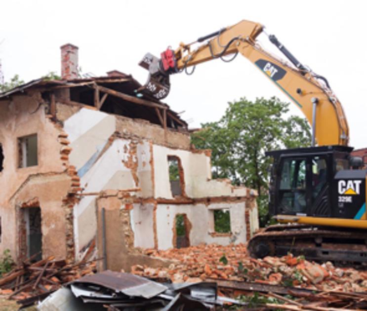 Власти Воронежа не нашли желающих застроить ветхий квартал в Советском районе