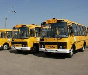 В Воронежской области школьников возили на неисправных автобусах