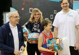 Звезды баскетбола посетили Воронеж в рамках проекта «Связь поколений»