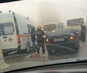 Стали известны подробности аварии на улице 9 Января