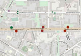 На проспекте Революции в Воронеже могут ликвидировать сразу две остановки