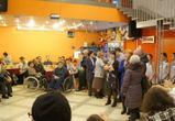 Сильные духом: в Воронеже отметили Международный день инвалидов