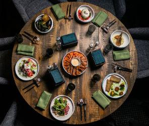 КОПТИЛЬНЯ: casual dining ресторан на «Винзаводе»