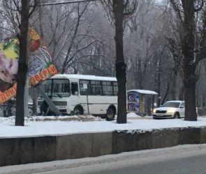 Стали известны подробности ДТП с автобусом на Пешестрелецкой