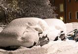В начале недели Воронеж и область накроют сильные снегопады и метели