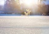 Предновогодняя неделя будет в Воронеже морозной и снежной
