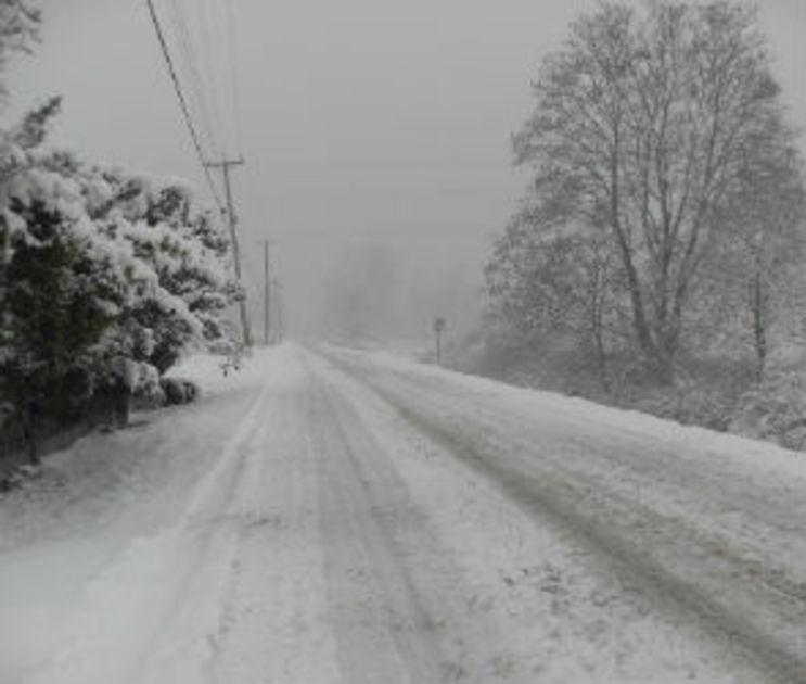Воронежских водителей предупреждают об ухудшении погодных и дорожных условий