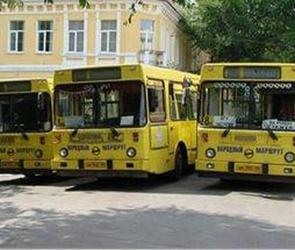 В Воронеже новогодней ночью автобусы и маршрутки будут ходить до 03:00 часов