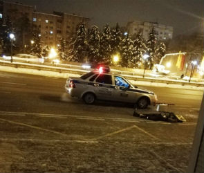 В Воронеже автобус насмерть сбил мужчину на остановке