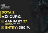 Микс-турнир по Dota2 в Воронеже