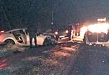 В страшном ДТП под Воронежем с Маздой и Хендай 2 погибли, 5 тяжело ранены (фото)
