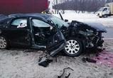 В ДТП с грузовиками и легковушкой в Воронежской области есть раненые и погибший