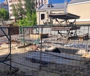 У «Воронежбетона» отобрали участок в центре Воронежа