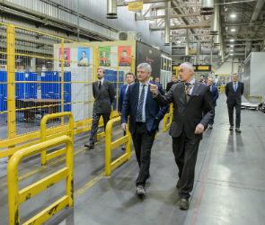 Количество рабочих мест на Воронежском шинном заводе вырастет до 1500