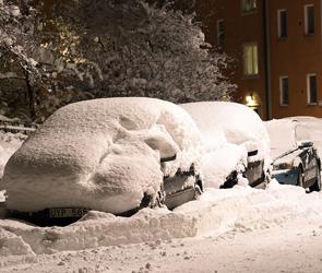 На воронежские УК за месяц подали 530 жалоб из-за неубранного снега и сосулек