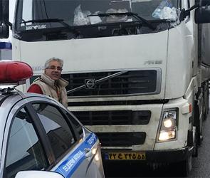 В Воронеже спасли иранца-дальнобойщика, заблудившегося из-за поломки навигатора