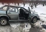 Под Воронежем автомобилист погиб, врезавшись на ВАЗе в иномарку