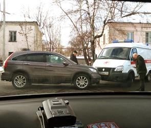 Воронежцы в соцсети сообщают подробности аварии со скорой помощью и Хондой: ФОТО
