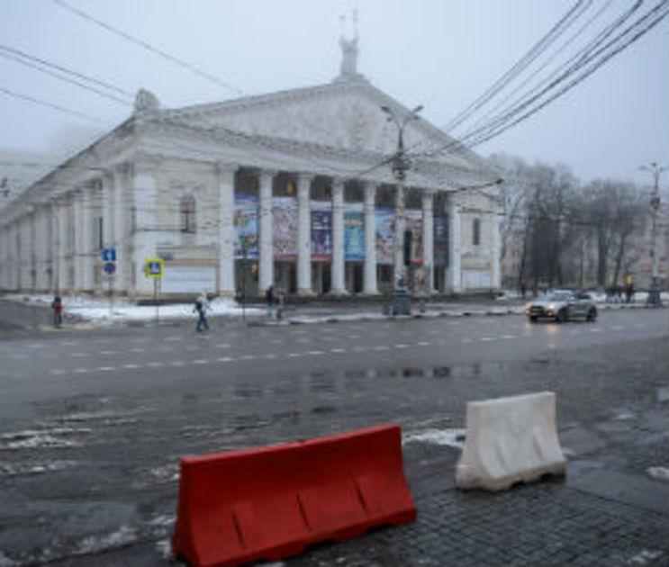 В Воронеже собираются снести Театр оперы и балета