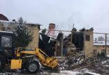 В Воронеже благоустроят улицу Еремеева, где рухнула труба котельной