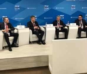 Воронежская область планирует втрое увеличить объем ВРП