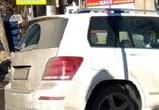 В Воронеже оштрафовали стоявшего на переходе автохама