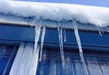 Глыба льда сорвалась с крыши в Воронеже на девушку: раненая госпитализирована